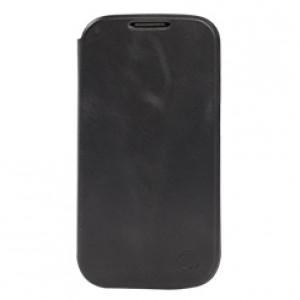 Fodral - Samsung Galaxy S5 - Krusell Kiruna svart.