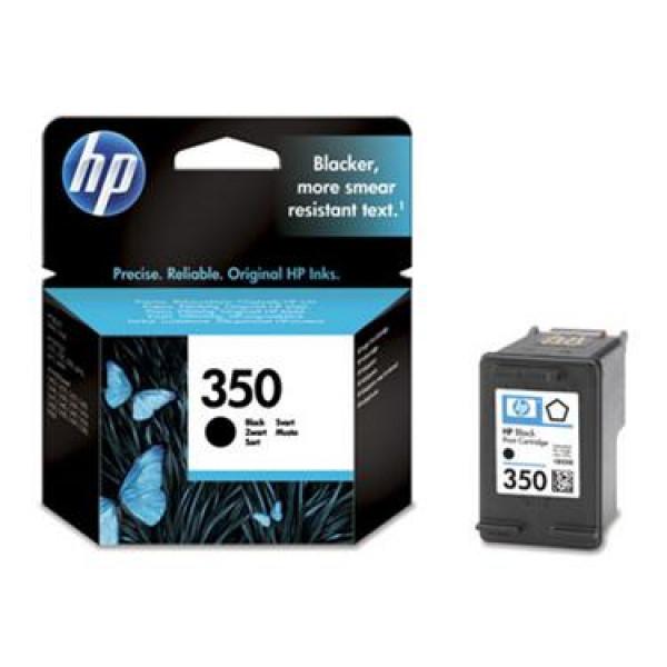 HP 350 Black (Original)