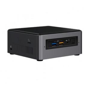 Intel NUC7I3BNH BGA 1356 2.40GHz i3-7100U Svart