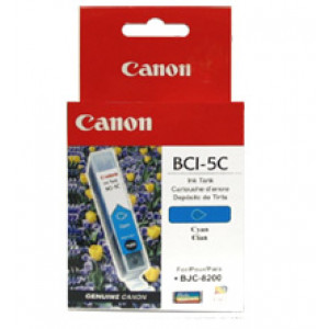 Canon BCI-5C Cyan (Original).