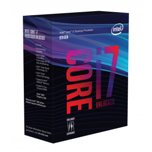 Processor - Intel S1151 i7-8700K 3.7GHz BOX