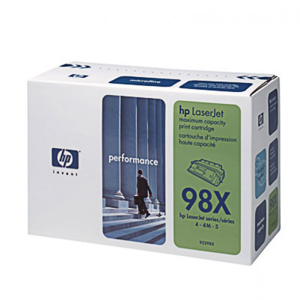 HP Toner 98X 92298X EP-E Black Original