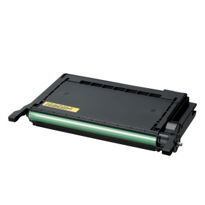 Samsung CLP-Y600A Laserpatron 4000sidor Gul Tonerkassett