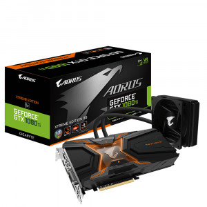 Gigabyte AORUS GeForce GTX 1080 Ti Waterforce Xtreme Edition GeForce GTX 1080 Ti 11GB GDDR5X