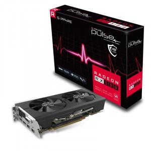 Grafikkort - AMD Radeon RX580 4GB Sapphire 09-20G