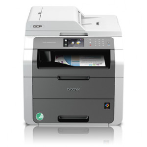 Brother DCP-9020CDW - Färglaser Multifunktion DCP9020CDW