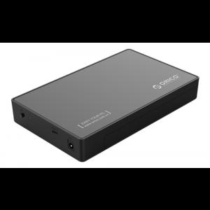 "Externt kabinett 3.5"" SATA USB C 3.1"