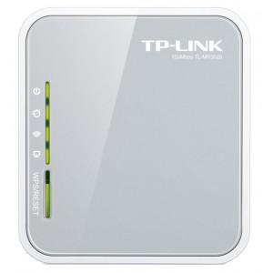 Trådlös Router - TP-Link  3G Portabel USB