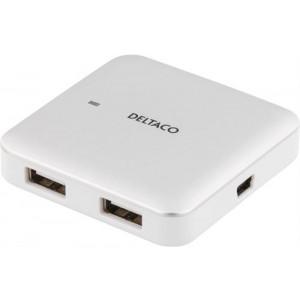 USB Hub - USB 2.0 till USB 2.0 4-port