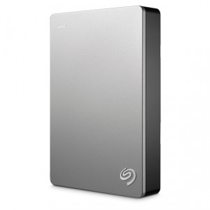 Seagate Backup Plus Portable externa hårddiskar 5000 GB Silver