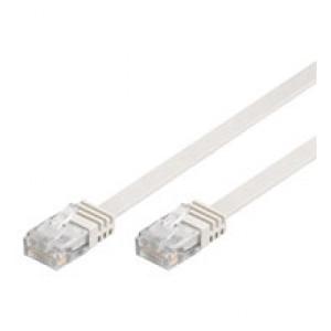 Nätverkskabel Cat6 (1m) UTP Flat