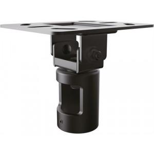 EPZI takfäste för armaturer, tilt 180°, max 50kg, aluminium, svart