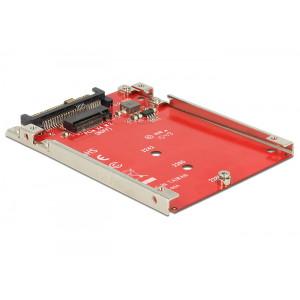 DeLOCK 62725 Intern M.2 nätverkskort/adapters