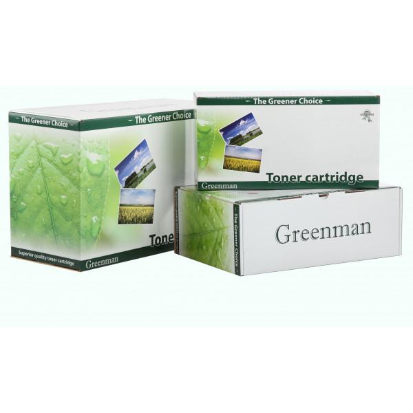 Greenman C521B Svart bläckpatroner