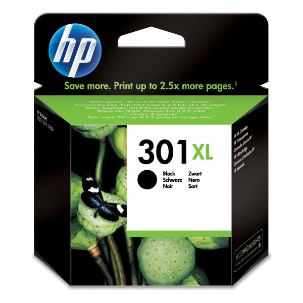 HP 301XL Black (Original)