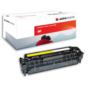 HP Toner 304A CC532A Canon 118 Yellow AgfaPhoto