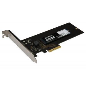 SSD Kingston Technology KC1000 NVMe PCIe SSD 240GB, HHHL 240GB HHHL (CEM2.0) PCI Express 3.0