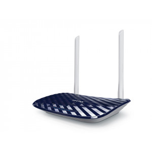 TP-LINK AC750 Dual-band (2.4 GHz / 5 GHz) Fast Ethernet Svart, Vit trådlös router