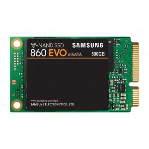 mSATA 500GB - Samsung 860 EVO Series MZ-M6E500BW.