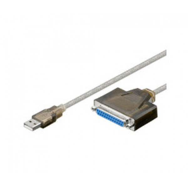 Adapter USB - Parallel DB25 (ha-ho) 1.5m