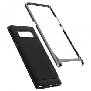 Skal Spigen iPhone X Case Slim Armour Black