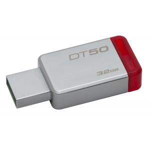 USB minne -  32GB USB 3.0 - Kingston Metall