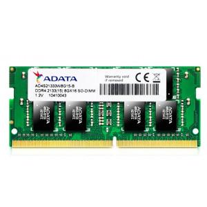 SODIMM DDR4-2133 8GB - Adata Premier.