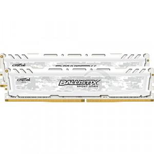 DDR4-2400 16GB (2x8GB)- Crucial Ballistix Sport LT