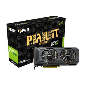 Palit NE51060V15J9-1061D grafikkort GeForce GTX 1060 6 GB GDDR5