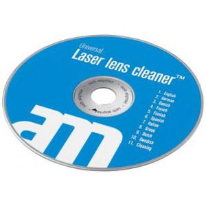 Rengöring för CD, DVD och Blu-Ray lins