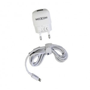 Laddare USB Adapter 1A + USB kabel iPhone 5/6/7
