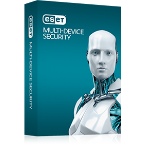 ESET Multi-Device Security (1år) - 3 Användare Full version