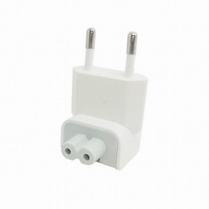 Eladapter 2-pin för bla Apple laddare