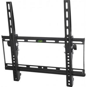 Väggfäste ARM-422M för TV/skärm, tiltbar 10gr, max 55kg, svart