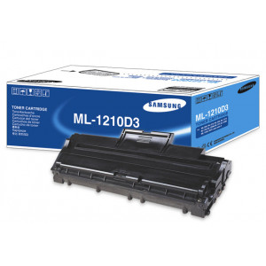 Samsung Toner ML-1210D3 2500sid Black (Original).