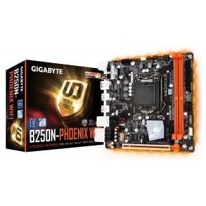 Moderkort Gigabyte GA-B250N-Phoenix WIFI Intel B250 LGA 1151 (Socket H4) Mini-ITX moderkort
