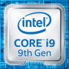 Intel Core i9-9900K processorer 3,6 GHz Låda 16 MB Smart Cache