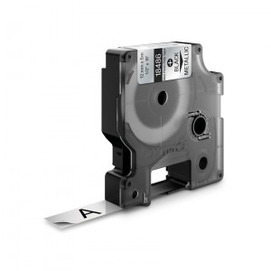 DYMO 12mm RHINO Permanent Polyester D1 etikett-tejp