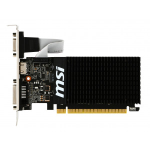 Grafikkort - GT710 1GB - MSI LP