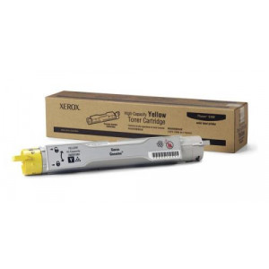 Xerox Toner 106R01084 Yellow Phaser 6300 Original