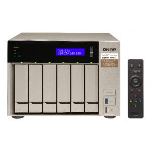 NAS QNAP TVS-673