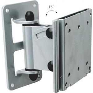 """Väggfäste ARM-403 för LCD/Plasma, 1 led,15-30"""" max 30kg, VESA 75 &"""
