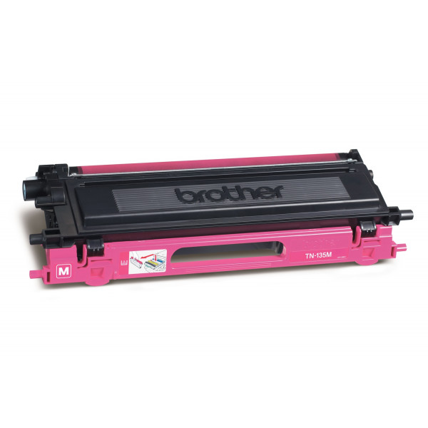 Brother TN135M 4000sidor Magenta