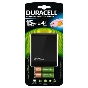 Batteri AA LR6 Laddningsbara 1300mAh 4st Duracell