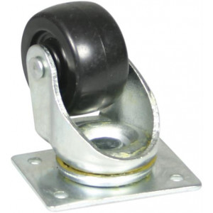 Deltaco 19-HJ01 Fristående Svart rack accessory
