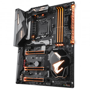 Moderkort Gigabyte Z370 AORUS Gaming 7 LGA 1151 (Socket H4) ATX moderkort