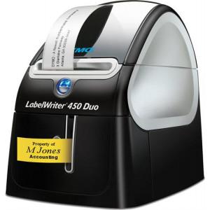 DYMO LabelWriter 450 Duo direkt termal 600 x 300DPI etikettskrivare