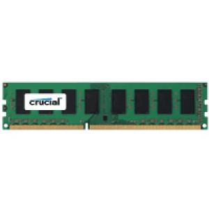 DDR3-1600 Crucial 2GB PC3-12800 2GB DDR3 1600MHz RAM-minnen