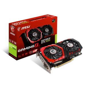 GTX 1050 GAMING X 2G