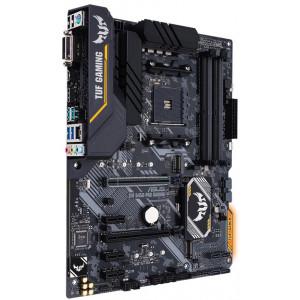 ASUS TUF B450-PRO GAMING Uttag AM4 AMD B450 ATX